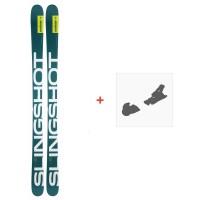Ski Elan Sling Shot 2021 + Skibindungen39144
