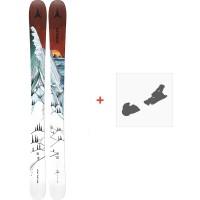 Ski Atomic Bent Chetler Mini 133-143 2021 + Fixations de ski38326
