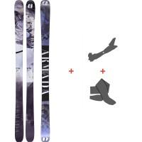 Ski Armada ARV 86 2021 + Tourenbindungen + Felle38724
