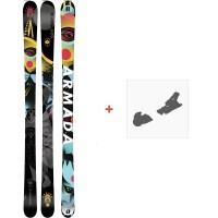 Ski Armada ARW 84 2021 + Skibindungen_ignore