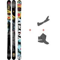 Ski Armada ARW 84 2021 + Tourenbindungen + Felle39461