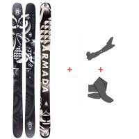 Ski Armada ARW 116 Vjj Ul 2021 + Tourenbindungen + Felle38693