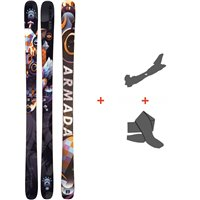 Ski Armada ARW 86 2021 + Tourenbindungen + Felle39466