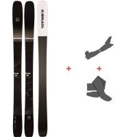 Ski Armada Declivity 102 Ti 2021 + Tourenbindungen + Felle39472