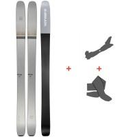 Ski Armada Declivity X 2021 + Tourenbindungen + Felle39474